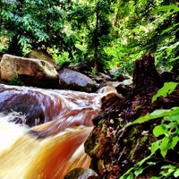 Photo taken at James River - Reedy Creek by Paul S. on 6/19/2013