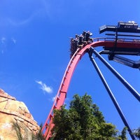 Photo taken at Busch Gardens Tampa by Pauline on 10/14/2012