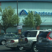Photo taken at Albertsons by Michelle E. on 5/16/2016