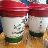Photo taken at Café El Jarocho by Daniela N. on 3/26/2013