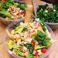 Photo taken at SaladStop! by Rachel H. on 9/24/2013