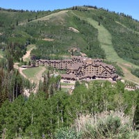 Photo taken at Deer Valley Resort by Alan C. on 6/21/2013