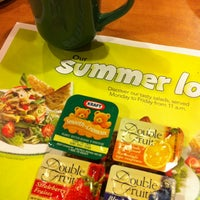 Photo taken at Cora's Breakfast by Lucy N. on 7/28/2013