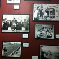 Photo taken at Greenhouse Theater Center by Brandi C. on 11/24/2012