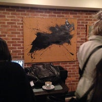 Photo taken at Desmond Tutu Center by Parody O. on 2/22/2014