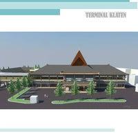 Photo taken at Terminal Ir. Soekarno Kabupaten Klaten by arry k. on 11/8/2013
