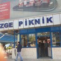 Photo taken at Özge Piknik by Hüseyin T. on 5/3/2014
