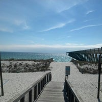 Photo taken at Navarre pier restaurant by Heather T. on 2/9/2013