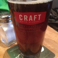 Photo taken at Craft Beer Market by Jonathan M. on 3/18/2013