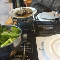 Photo taken at Bistro Régent by Burcin S. on 10/8/2016