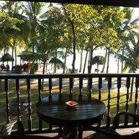 Photo taken at Meritus Pelangi Beach Resort & Spa Langkawi by Sincy T. on 1/27/2013