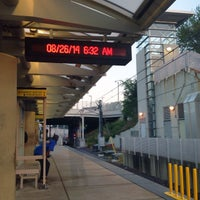 Photo taken at MetroLink - Forest Park Station by Phil S. on 8/26/2014