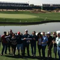 Photo taken at TPC Scottsdale by StrongSilent on 2/2/2013