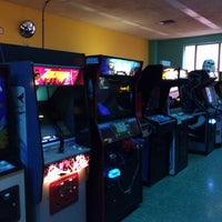 Photo taken at Timeline Arcade by Craig Z. on 12/24/2013