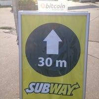 Photo taken at Subway by Dalibor D. on 8/8/2014