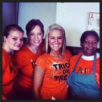 Photo taken at Maritsa & Frank's Southern Cooking by Tina P. on 2/26/2014