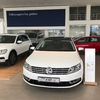 Photo taken at Volkswagen Fatih Otomotiv Ünye by Merve S. on 11/17/2016