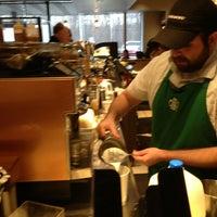 Photo taken at Starbucks by Katie L. on 2/6/2013