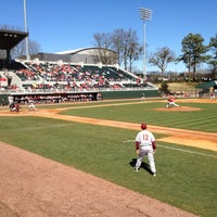 Photo taken at Foley Field by Grant R. on 2/26/2012