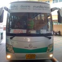 Photo taken at สถานีขนส่งผู้โดยสารเชียงใหม่ แห่งที่ 2 (อาเขต) Chiangmai Bus Terminal 2 (Arcade) by Jingjo K. on 8/3/2012