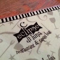 Photo taken at Eclipse di Luna by David W. on 5/9/2012