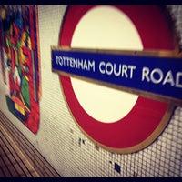 Food Near Tottenham Court Tube