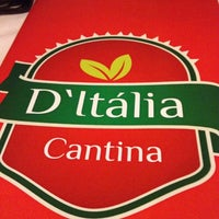 Photo taken at Cantina D'Itália by Alexandre B. on 8/31/2012