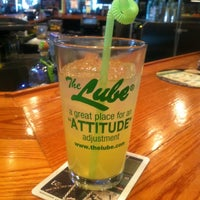 Photo taken at Quaker Steak & Lube® by Tina B. on 4/25/2012