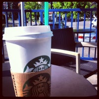 Photo taken at Starbucks by Cristian G. on 8/1/2012