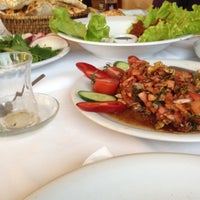 Photo taken at Adana Kazancılar Restaurant by Yasin A. on 3/11/2012