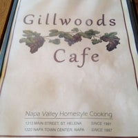 Photo taken at Gillwoods Cafe by Tim B. on 7/29/2012