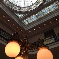 Photo taken at Baltimore Penn Station by Siniva T. on 5/9/2012