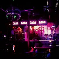 Photo taken at Fake Club by ทศวร ไ. on 3/6/2012