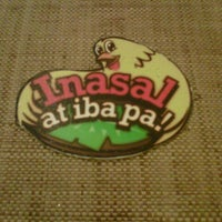 Photo taken at Inasal at Iba Pa! by bel m. on 3/21/2012