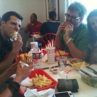 Photo taken at In-N-Out Burger by Tae K. on 6/4/2012