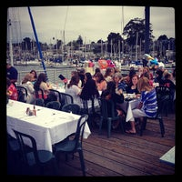 Photo taken at Aldo's Harbor Restaurant by George C. on 7/28/2012