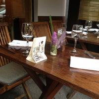 Photo taken at Ödün Restaurante Condesa by Kian B. on 8/4/2012