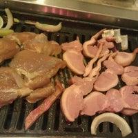 Photo taken at Mureungdowon Restaurant by Leaf C. on 6/21/2012