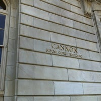 Photo taken at Cannon House Office Building by Karen H. on 5/16/2012