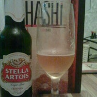 Foto tirada no(a) Hashi Sushi Bar por Leandro N. em 4/6/2012
