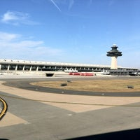Photo taken at Concourse C by Krzysztof K. on 3/7/2012