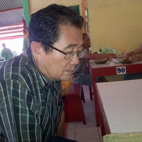 Photo taken at Pecel Lele Hajjah IR by Arief H. on 8/24/2012