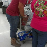 Photo taken at Walmart Supercenter by Leon G. on 6/16/2012