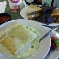 Photo taken at Jason's Deli by Chris F. on 6/8/2012