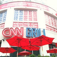 Photo taken at CNN Grill @ DNC (Vida Cantina) by Bob A. on 9/4/2012