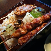 Photo taken at Aki Japanese Restaurant by Tomoki M. on 8/1/2012