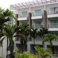 Photo taken at Sugar Marina Resort Fashion by Karla E. on 8/21/2012