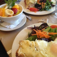 Photo taken at Le Grainne Cafe by Amy T. on 5/20/2012