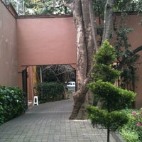 Photo taken at UNAM CELE TLALPAN by Antonio C. on 2/25/2012