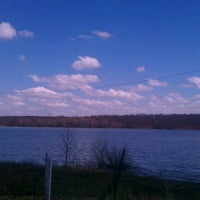 Photo taken at Hoover Reservoir Park by Joann D. on 3/17/2012